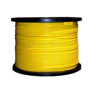China Bulk Zipcord Single Mode Duplex Fiber Optic Cable , 1000 Feet Riser Rated Fiber Cable on sale