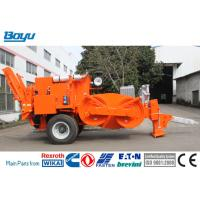 China TY280 Power Line Stringing Equipment Twin-bundle Conductor Of 220kV Hydraulic Puller on sale