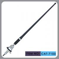 Retractable Vehicle Radio Antenna With Ordinary Radio Plug Coaxial Cable 3C-2V Manufactures