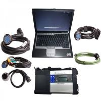 2015.12 MB SD Connect Compact 5 With Wifi For Cars And Trucks with Dell d630 laptop Manufactures
