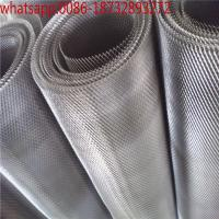 expanded metal sheet/ expanded metal grill material/ 4*8 expanded metal cost/ expanded metal aluminum mesh Manufactures