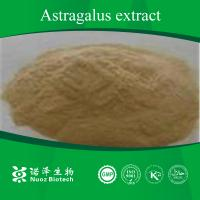 Manufacturer supply high quality Astragalus root extract Manufactures