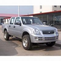Double Cabin Pick-up 4WD Diesel with CD Player Manufactures
