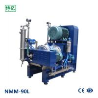 Coating Nano Milling Machine , Sand Grinding Mill Pin Type Grinding System Manufactures