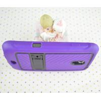 Quality Purple Samsung Galaxy Nexus i9250 Case, Stand Smart Phone Cover Protector For Samsung Nexus i9250 for sale