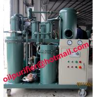 China Oil Filtration Plant,Lubricating Oil Renewable,treating Emulsified Motor Oil , Gear Oil, Hydraulic oil mixed with water on sale