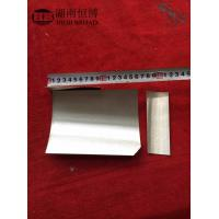 China Hot Rolled Mg Magnesium Alloy Sheet  , AZ31B AZ91 Pure Magnesium alloy plate for salt water cell on sale