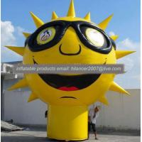 China Hot sale Outdoor advertising Inflatable sun inflatable model for sale on sale