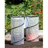 Pop-up grow bag Garden Plant Accessories polyethylene greenhouse fabric and mesh for tomato Manufactures
