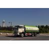 22500L 320HP Crude Oil Tank Truck for sale