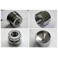 Polishing Tungsten Cemented Carbide Bore Dies / Bolt Forging Dies Wear Resistant Mould Manufactures