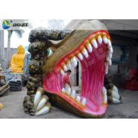 Attractive Cinema 5D Simulator 5D Movie Theatre Dinosaur Design Cabin Manufactures