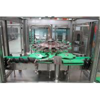 Water Bottle Filling Capping And Labeling Machine Linear Rotary Type Manufactures