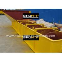Sand washing machine with high ablution, big capacity, low consumption, long serving life Manufactures
