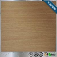 Wooden Pattern Grain Aluminum Painting Panels ACP For Decoration Using Manufactures