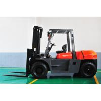 Diesel Powered 10 Ton Port Forklifts With ISUZU Energy Saving Engine Manufactures