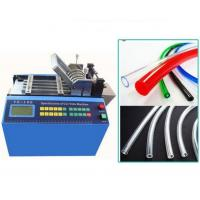 China Small Soft Tube Cut-To-Length Machine For Flexible PVC/Rubber/PTFE Tubes on sale