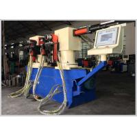 China Semi Automatic Stainless Steel Pipe Bender , Double End Pipe Bending Equipment on sale