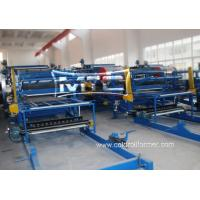 China EPS Sandwich Panel Production Line by Shanghai MTC on sale