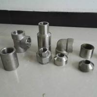 ISO Duplex Stainless Steel Pipe Fittings MSS SP79 83 95 97 Plywood Case Packing Manufactures
