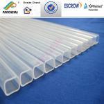 ChinaFEP rectangle tube, FEP squre tube ,FEP flared tube, FEP capped pipe Manufactures