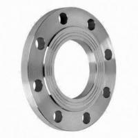 CLASS 150 / CLASS 300 Slip On Weld Flange / Steel Pipe Flange ANSI Norm RF-SO Manufactures