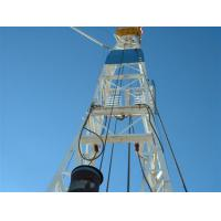 hydraulic Drilling Rig derrick - mast 2200N·m Max.Torque for drilling rig Manufactures
