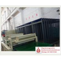 Construction Material Making Machinery , Semi Automatic Mgo Board Production Line Manufactures
