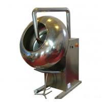 Nut Shape Film Tablet Coating Machine 0.75Kw Main Motor With Large Capacity Manufactures