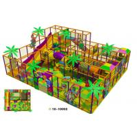 Commercial Kids Adventure Soft Indoor Playground Equipment with Slides Tubes and Climbings Manufactures