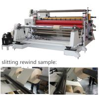 1600FQ Automatic Foam Multi-function Laminating and Slitting Machine Manufactures