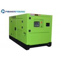 24KW 30KVA Compact Design industrial diesel generators Three Phase with ATS Manufactures
