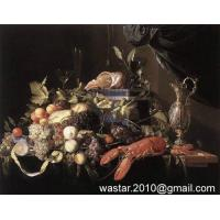 Classic Still life handmade oil painting on canvas Manufactures