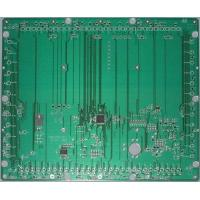 China 4mil 6 layers aluminium FR-4 1.6mm electronic pcb assembly with immersion gold surface on sale