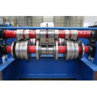 High Strength Cold Roll Deck Floor Forming Machine with Hydraulic motor control Manufactures