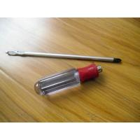 High Quality Cr - V Steel , Non - Toxic Double Color Phillips CA Cellulose Screwdriver Manufactures