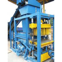 China QT4-20 Brick making machine on sale
