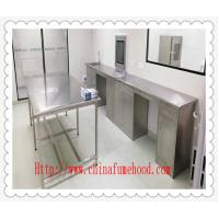 China Customized Made  304 Stainless Steel Lab Cabinets / Metal Lab Casework on sale