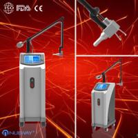 10600nm Fractional RF Laser Stretch Marks Removal Machine Freckle Whitening Manufactures
