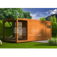 Simple Assembly Prefab Mobile Homes , Luxury Style Modern Mobile Homes Manufactures