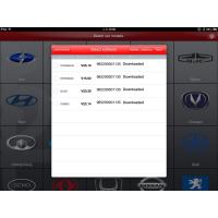 Original Launch X431 Idiag OBD2 Car Diagnostic Software For Ipad And Iphone Manufactures
