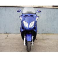 """Cvt Water Cooled 2 Wheel Scooter 12"""" 260cc Aluminium Rim With Chromaticity Manufactures"""