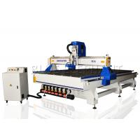 Plastic Furniture Making Computerized Woodworking Machines 1800 * 3600mm Bed Size Manufactures