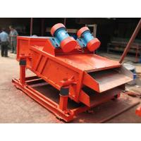 High Frequency Electromagnetic Vibrating Screen for River Sand Manufactures