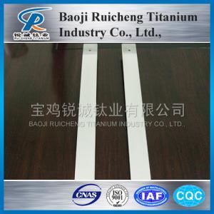 China High Quality Platinised Titanium Anodes on sale