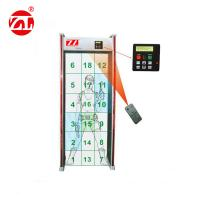 Strong Anti - Interference Light Weight And Waterproof Walk Through Metal Detectors Manufactures