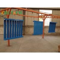 Transportation 2 Way Stackable Steel Pallets Removing  Hygienic   In Food Industry Manufactures