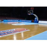 SMD3535 Leds Sport Stadium Led Display 6mm Pixel Pitch High Refresh Rate Manufactures