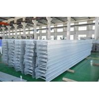 High Transparency Aluminium Template For Industrial 1.2 / 1.4 Thinckness Manufactures