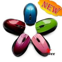 Quality Latest Type 2.4Ghz Wireless mouse for sale